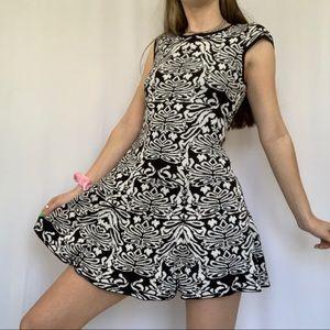B&W Elle Mini Dress